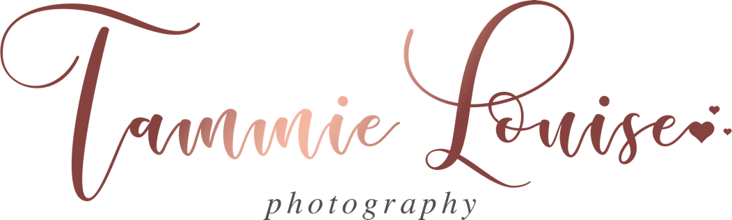 Relaxed Natural Wedding Photography Logo